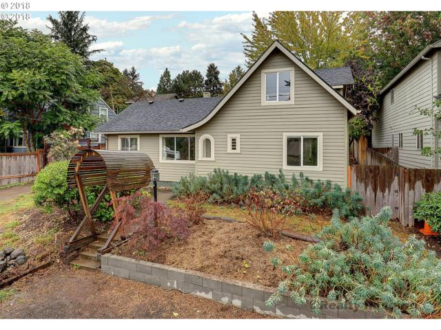 4611 SE Malden Dr, Portland, OR 97206 (MLS #18561388) :: Song Real Estate