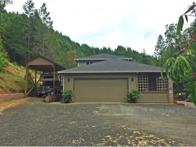 12006 State Highway 42, Camas Valley, OR 97416 (MLS #18561795) :: Matin Real Estate