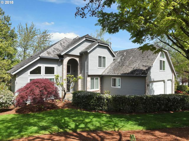 17655 SW Casilda Ct, Beaverton, OR 97007 (MLS #18562703) :: Portland Lifestyle Team
