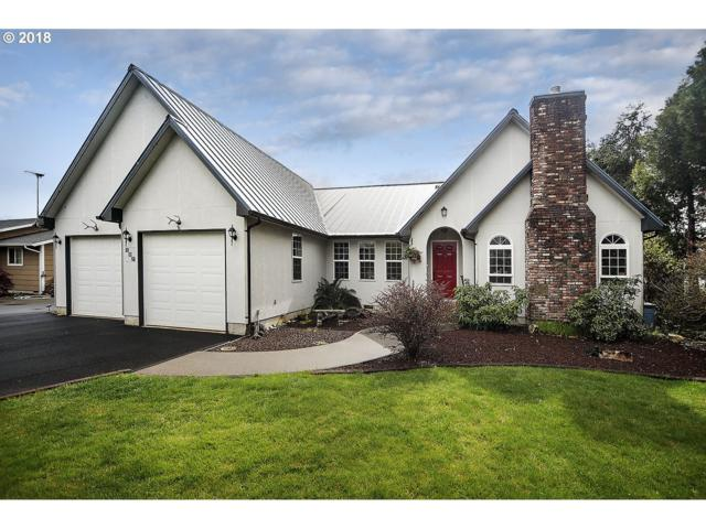 127 W Sunny Sands Rd, Cathlamet, WA 98612 (MLS #18562774) :: The Dale Chumbley Group