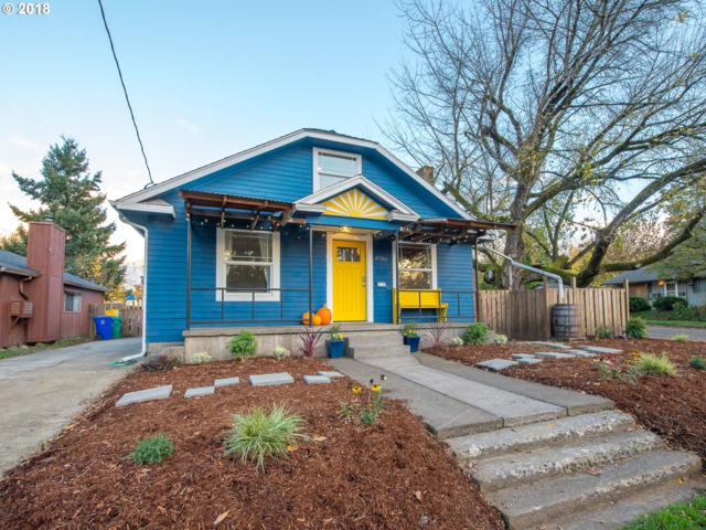 9706 N Clarendon Ave, Portland, OR 97203 (MLS #18562949) :: Hatch Homes Group