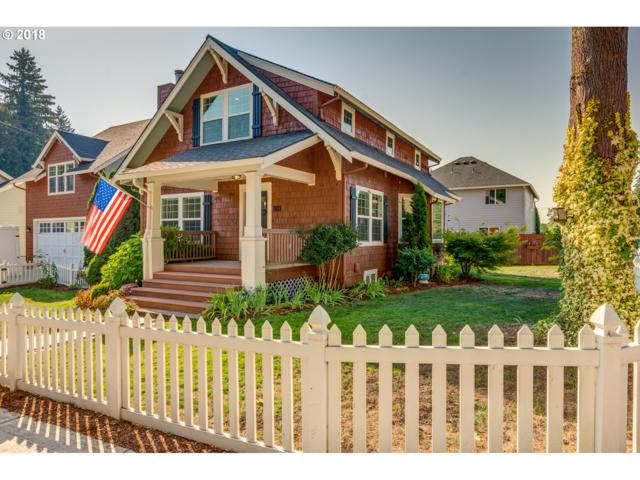 303 Maple St, Ridgefield, WA 98642 (MLS #18563034) :: Hatch Homes Group
