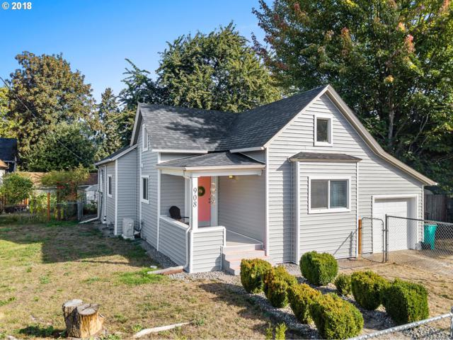 908 W 17TH St, Vancouver, WA 98660 (MLS #18563043) :: The Dale Chumbley Group