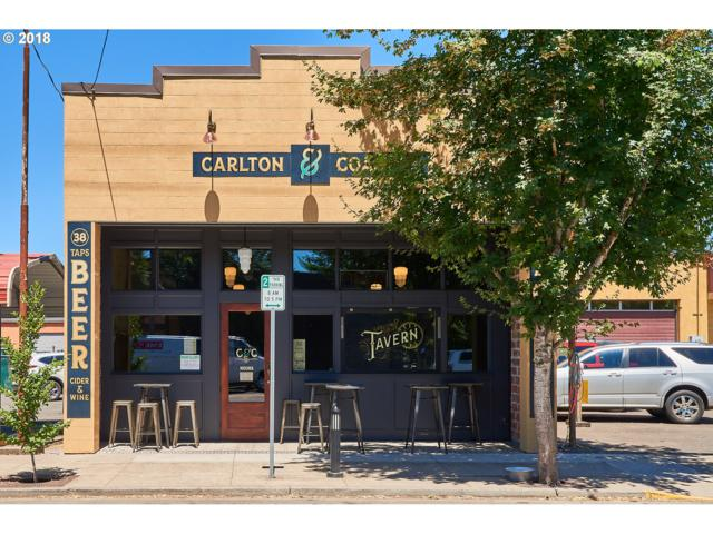325 W Main St, Carlton, OR 97111 (MLS #18563237) :: R&R Properties of Eugene LLC