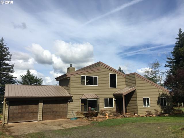39028 SE 14TH St, Washougal, WA 98671 (MLS #18563603) :: The Sadle Home Selling Team