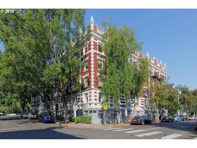 1811 NW Couch St #302, Portland, OR 97209 (MLS #18564948) :: The Liu Group