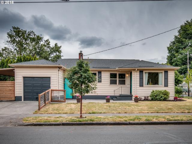 4518 N Houghton St, Portland, OR 97203 (MLS #18565163) :: Portland Lifestyle Team