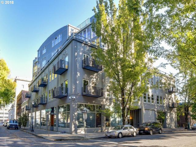725 NW Flanders St #406, Portland, OR 97209 (MLS #18565376) :: Song Real Estate