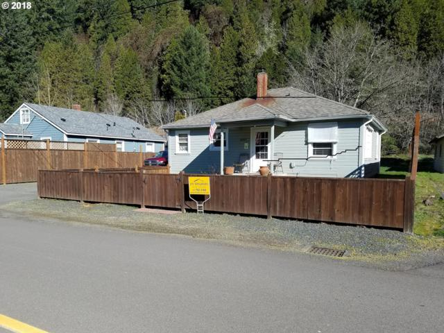 46807 Sunset Ave, Westfir, OR 97492 (MLS #18565799) :: Song Real Estate
