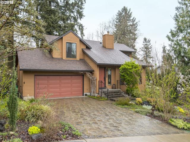 3921 SW Vesta St, Portland, OR 97219 (MLS #18565900) :: The Dale Chumbley Group