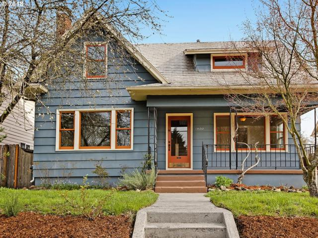 7835 N Willamette Blvd, Portland, OR 97203 (MLS #18566241) :: The Dale Chumbley Group