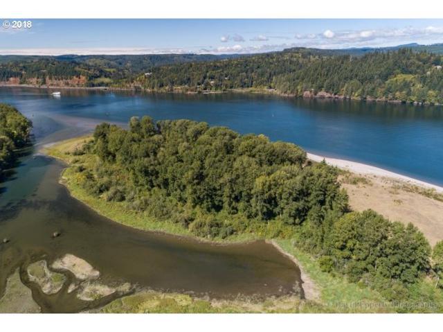 Gull Island, Clatskanie, OR 97016 (MLS #18566358) :: Cano Real Estate