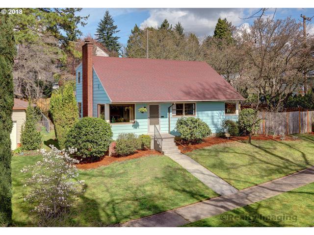 4411 SE Rex St, Portland, OR 97206 (MLS #18567188) :: Hatch Homes Group