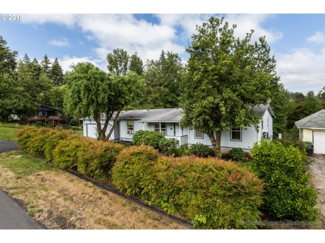 414 E 2ND St, Rainier, OR 97048 (MLS #18567391) :: Fox Real Estate Group