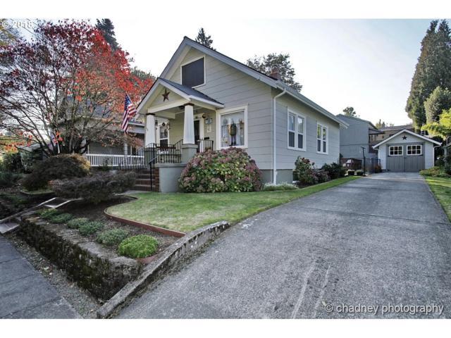 3851 SE 14TH Ave, Portland, OR 97202 (MLS #18567543) :: Portland Lifestyle Team