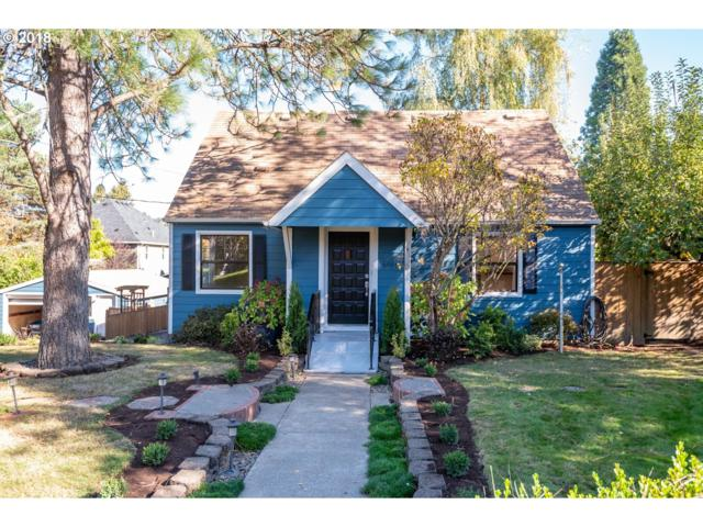 6844 SW 55TH Ave, Portland, OR 97219 (MLS #18567552) :: Realty Edge