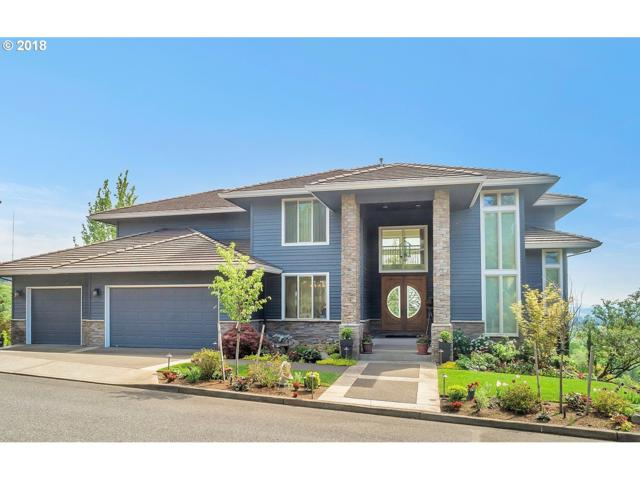 2324 NW Pinnacle Dr, Portland, OR 97229 (MLS #18567986) :: The Dale Chumbley Group
