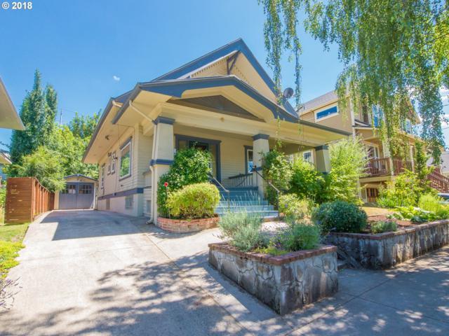 2134 NE 45TH Ave, Portland, OR 97213 (MLS #18568112) :: The Sadle Home Selling Team