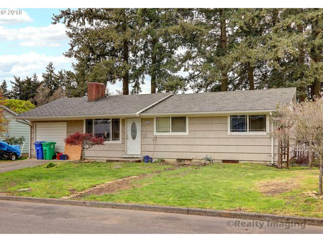1039 SE 168TH Ave, Portland, OR 97233 (MLS #18568527) :: Song Real Estate