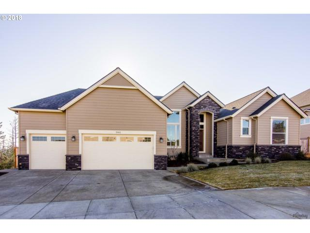 3461 Summit Sky Blvd, Eugene, OR 97405 (MLS #18568782) :: The Lynne Gately Team
