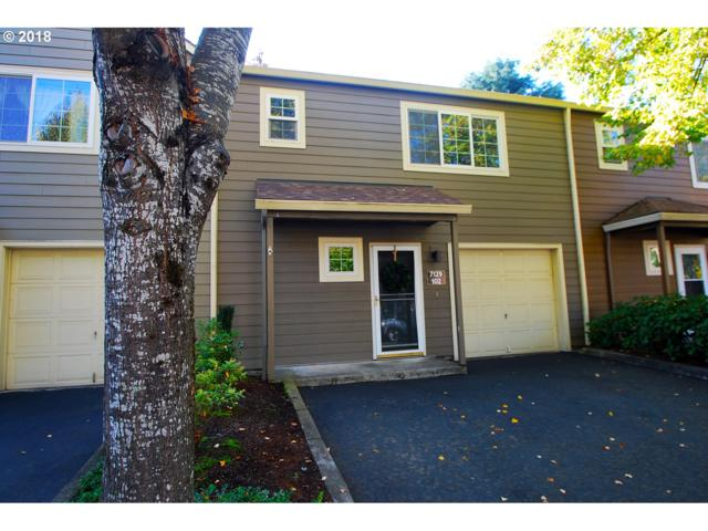 7129 SW Sagert St #102, Tualatin, OR 97062 (MLS #18570299) :: TLK Group Properties
