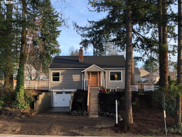 5140 SW Maplewood Rd, Portland, OR 97219 (MLS #18570641) :: Hatch Homes Group