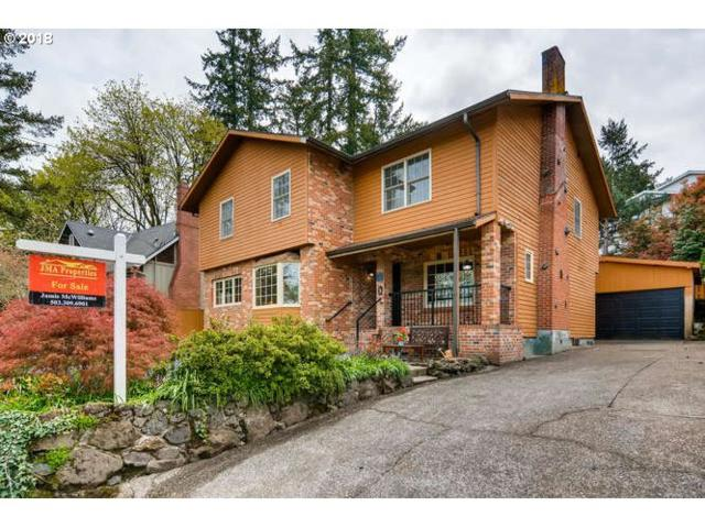 252 Greenwood Rd, Lake Oswego, OR 97034 (MLS #18570910) :: Matin Real Estate
