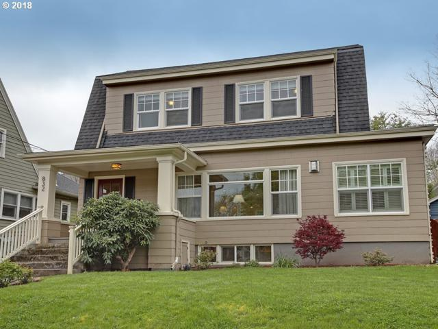 832 NE Laurelhurst Pl, Portland, OR 97232 (MLS #18571160) :: Hatch Homes Group