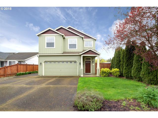 4921 NE 55TH St, Vancouver, WA 98661 (MLS #18571610) :: Matin Real Estate