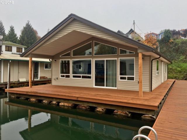 205 N Bridgeton Rd #6, Portland, OR 97217 (MLS #18572168) :: The Sadle Home Selling Team