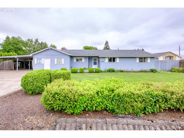 1705 W 1ST Ave, Junction City, OR 97448 (MLS #18572240) :: Team Zebrowski
