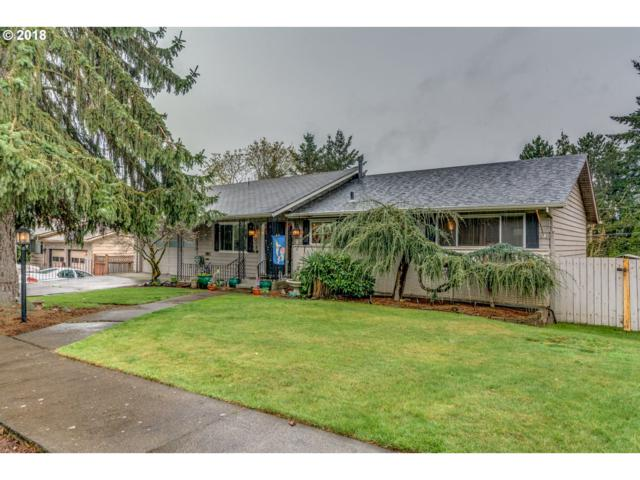 65 NW 107TH Ave, Portland, OR 97229 (MLS #18574259) :: Team Zebrowski