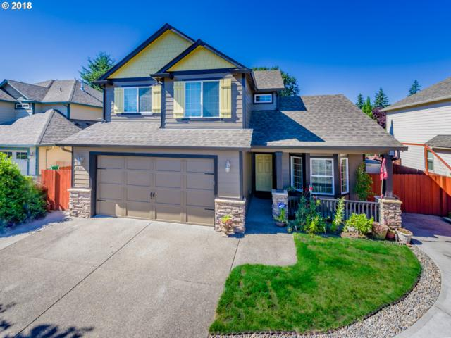 8601 NE 31ST Cir, Vancouver, WA 98662 (MLS #18574536) :: The Sadle Home Selling Team
