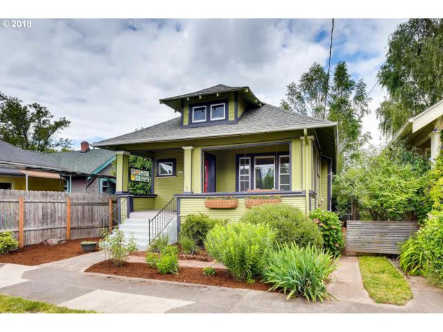 3919 SE Grant Ct, Portland, OR 97214 (MLS #18575444) :: Hatch Homes Group
