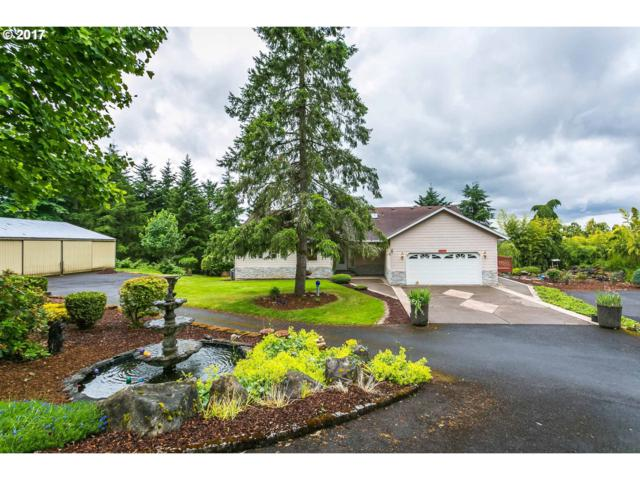 16000 NE 185TH Ave, Brush Prairie, WA 98606 (MLS #18576112) :: The Dale Chumbley Group