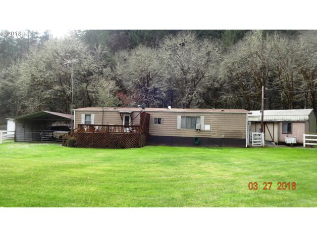 4201 Green Valley Rd, Oakland, OR 97462 (MLS #18577089) :: The Dale Chumbley Group