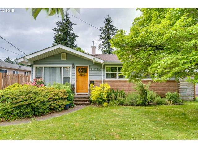 8215 N Hurst Ave, Portland, OR 97203 (MLS #18578382) :: Team Zebrowski