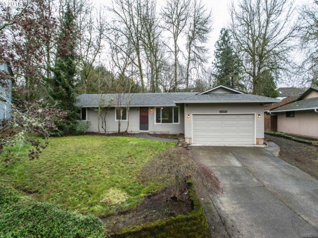 14570 SW Carlsbad Dr, Beaverton, OR 97007 (MLS #18579017) :: Next Home Realty Connection