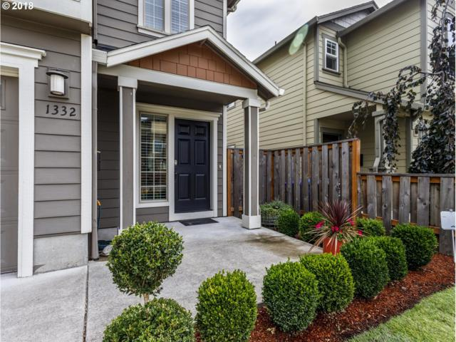 1332 SE 84TH Ave, Portland, OR 97216 (MLS #18581797) :: Hatch Homes Group