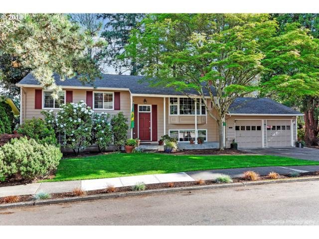 14125 SW Bonnie Brae St, Beaverton, OR 97005 (MLS #18583468) :: McKillion Real Estate Group