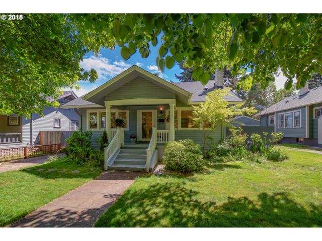 1824 NE 52ND Ave, Portland, OR 97213 (MLS #18584602) :: The Sadle Home Selling Team