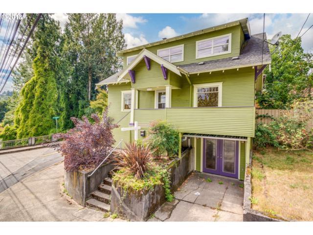 4673 SW Corbett Ave, Portland, OR 97239 (MLS #18585256) :: McKillion Real Estate Group