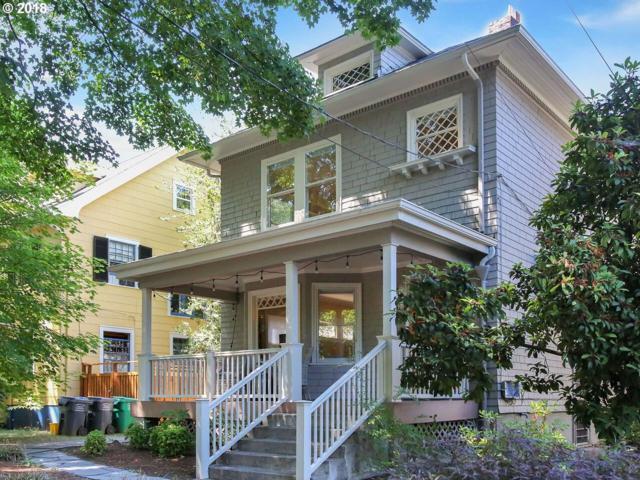 2119 NE Wasco St, Portland, OR 97232 (MLS #18586060) :: Cano Real Estate