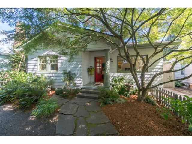 7626 SE 20TH Ave, Portland, OR 97202 (MLS #18587313) :: Next Home Realty Connection