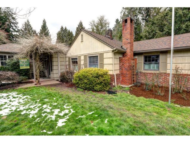 3921 SE Aldercrest Rd, Milwaukie, OR 97222 (MLS #18587371) :: McKillion Real Estate Group