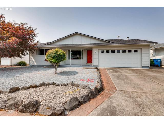 487 S Columbia Dr, Woodburn, OR 97071 (MLS #18589751) :: The Dale Chumbley Group