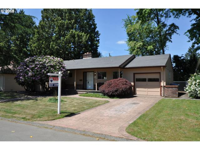 12035 SW Faircrest St, Portland, OR 97225 (MLS #18590589) :: Change Realty