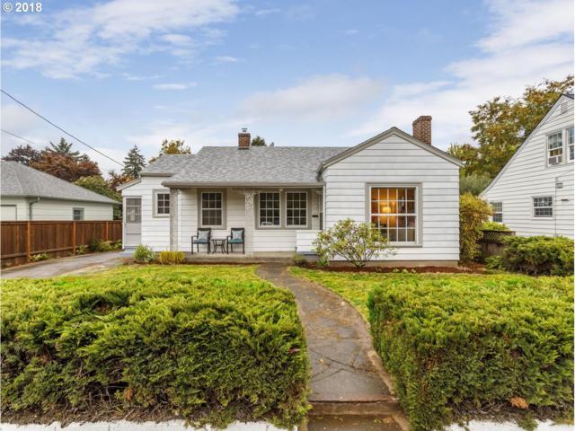 1725 NE 64TH Ave, Portland, OR 97213 (MLS #18591024) :: McKillion Real Estate Group