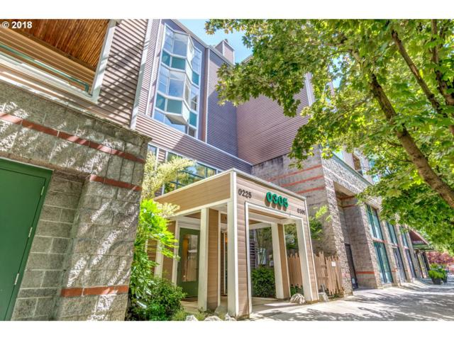 305 SW Montgomery St #302, Portland, OR 97201 (MLS #18591237) :: Harpole Homes Oregon