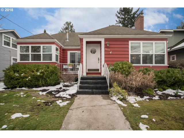 1634 NE 55TH Ave, Portland, OR 97213 (MLS #18592161) :: Cano Real Estate